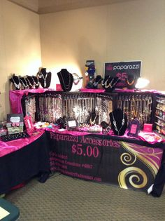 One of my events where I set up my Paparazzi Display.  www.paparazziaccessories.com/4897 www.facebook.com/AngelsJewelryFashionistas