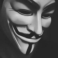 Vendetta mask by VenGhost on DeviantArt Eye Art, Vendetta Mask, Joker Mask, Guy Fawkes, Vendetta Tattoo, Skull Art, Mask Drawing, Art, Mask Tattoo