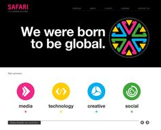 SAFARI - Digital media production