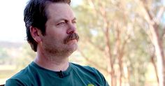 Nick Offerman Reads the Most Profound Shower Thoughts