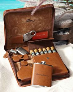 Cigar Bag Gentleman's Essentials
