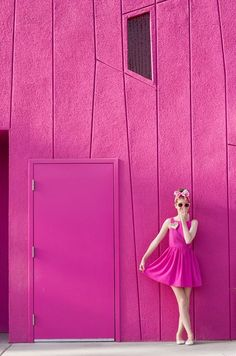 Pink summer dreams.