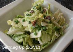 Katherine's Kitchen: Lion house Sarah's Salad