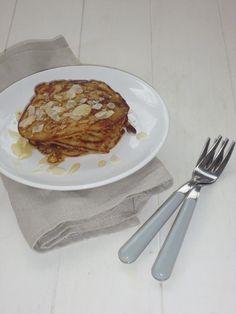 Appel-kaneelpannenkoekjes! smakelijck.nl
