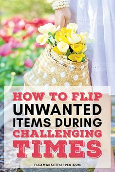 How To Flip Unwanted Items during Challenging Times | Flea Market Flipper | Click to learn how this woman makes extra money from her flipping side hustle reselling unwanted items found at thrift stores, yard sales and flea markets while battling mental illness | Flipping Side Hustle | Make Money | Work From Home #flipping #reselling #thrifting #onlinebusiness #sidehustle #workfromhome #makemoney #ebay Ways To Save Money, Make More Money, Money Tips, Make Money From Home, Money Saving Tips, Extra Money, Get Back To Work, Busy At Work, Online Surveys For Money