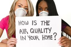 5 Sources of Poor Indoor Air Quality + Simple Solutions To Help You Breathe Cleaner Air - what you need to know about buying air filters and more!