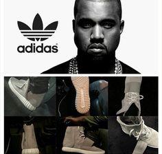 Sassy Blog Yeezy #collab #adidas #YEEZYBOOST #kanyewest #sassyblog #sassy or #nah