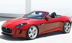 F Type official photo
