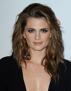 Stana Katic as Detective Kate Beckett on Castle