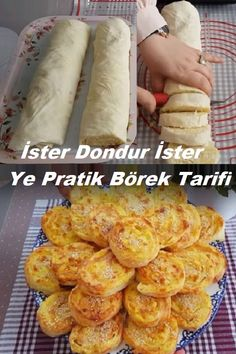 Pasta Recipes, Appetizer Recipes, Snack Recipes, Cake Recipes, Easy Snacks, Healthy Snacks, Turkish Recipes, Creative Food, Good Food