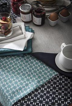 Set de table coton enduit Luce Véronèse 35x50