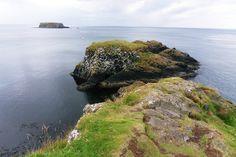 Northern Ireland Coast, Ballintoy, County Antrim