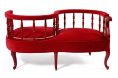 The Josephine is truely a unique and stylish sofa design by Munna.  - Style Estate -