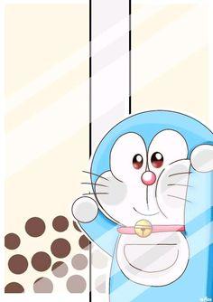 Doremon Cartoon, Cute Cartoon Girl, Drawing Cartoon Characters, Doraemon Wallpapers, Cute Cartoon Wallpapers, Bear Wallpaper, Disney Wallpaper, Doraemon Stand By Me, Lomo Card