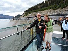 Glacier adventure, Jasper things to do, Jasper attractions, Canadian Rockies, Brewster, Brewster travel