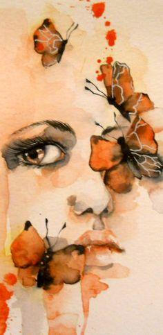 Butterflies by ~rokkihurtta on deviantART