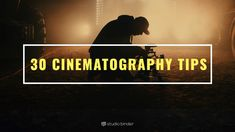 Cinematography is where art and science meet to create an arresting visual. Here are cinematography techniques and tips that every working DP should know.