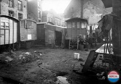 Arnhem: Woonwagenkamp Molenkom 1923