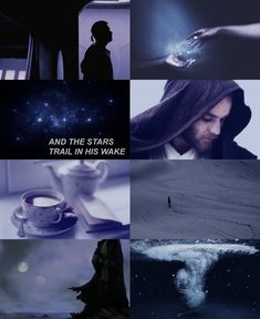 """Character aesthetic → Obi-Wan Kenobi """" They call him Kenobi, the Great Wizard of the Hills, the Conqueror of Stars, a friend to the helpless, the bringer of Hope. And he smiles at the..."""