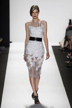 Carmen Marc Valvo at New York Spring 2015