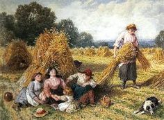 Foster Myles Birket - The Cornfield