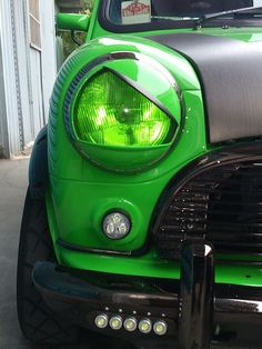 Mean Mini ............ I GOTTA get me some of these...
