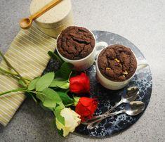Katrine Stenhjem – Sjokoladekake i kopp (lavkarbo) Acai Bowl, Food And Drink, Low Carb, Eat, Breakfast, Sweet Stuff, Diabetes, Acai Berry Bowl, Morning Coffee