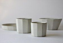 vases and tableware by Japanese Maker Keiichi Tanaka