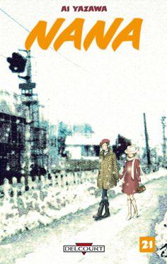 Vol.21 Nana - Manga - Manga news