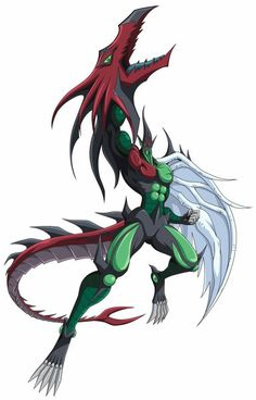 yugioh zexal monsters renders | Elemental HERO Fusion Monsters Renders - YUKAJO ACADEMY