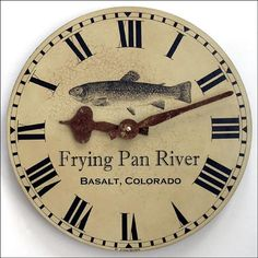 Give a Father's Day gift that reflects Dad's passion!  Does he love to fly fish?