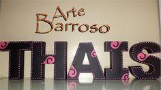 ARTE BARROSO: 15 ANOS!!! LETRAS 3D, ADESIVOS PARA COPOS, MISSAL ...