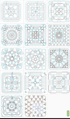 grannysquare,GrannyThrow-Transcendent Crochet a Solid Granny Square Ideas. Inconceivable Crochet a Solid Granny Square Ideas. Granny Square Crochet Pattern, Crochet Diagram, Crochet Chart, Crochet Squares, Crochet Blanket Patterns, Crochet Motif, Crochet Afghans, Crochet Flowers, Crochet Stitches