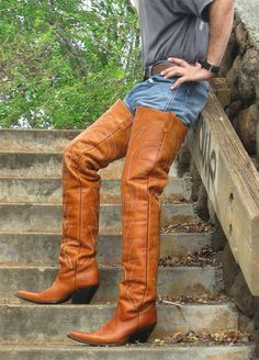 Mens Heeled Boots, Mens High Boots, Brown High Heel Boots, White Leather Ankle Boots, Thigh High Boots, Tall Boots, Over The Knee Boots, Shoe Boots, High Heels
