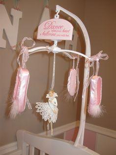 Ballet Nurery Ballerina Themed Nursery