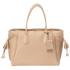 Tote bag - PÉNÉLOPE - Handbags - Longchamp - Terracotta - Longchamp United-States