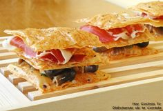 My Favorite Food, Favorite Recipes, Pasta Filo, Best Diner, Gourmet Appetizers, Tacos And Burritos, Spanish Dishes, Puff Pastry Recipes, Brunch