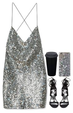 mermaid by emilypondng on Polyvore featuring moda, Marc Jacobs and Stuart Weitzman