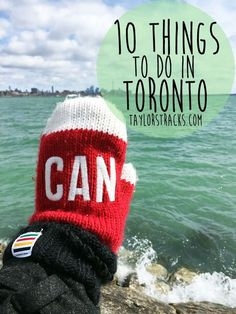 Travel: 10 Things To Do In Toronto. Ah, Toronto. A city we love to visit. This is a nice-- although basic-- list of things to do in TO. When you go to the CN Tower DEFINITELY eat dinner in the restaurant. Toronto Travel, Ontario Travel, Toronto Vacation, Stuff To Do, Things To Do, Discover Canada, Road Trip, Travel Guides, Travel Tips