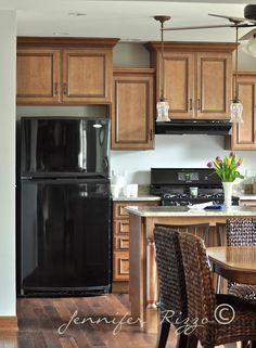 My Mom's new kitchen...! - Jennifer Rizzo