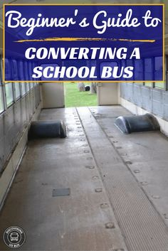 s Guide to Converting a School Bus Beginner&;s Guide to Converting a School Bus Helena School bus conversion You bought a school bus to convert into […] Homes On Wheels bus conversion Buy A School Bus, School Bus House, Converted School Bus, Magic School Bus, School School, Bus Remodel, Trailer Remodel, Bus Living, Tiny Living