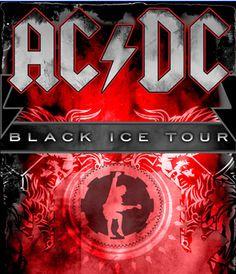 ACDC - Black Ice World Tour, Nice 15 juin 2010