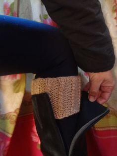 9b22f922e72b6f 147 melhores imagens de polainas/boot cuffs em 2019   Chinelos de ...