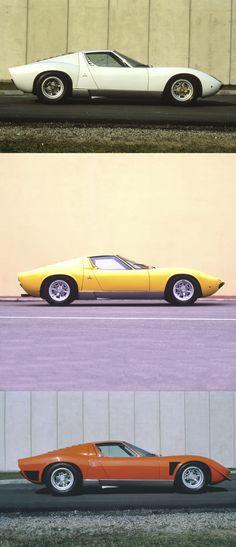 #Lamborghini #Miura Set. CLICK the PICTURE or check out my BLOG for more…