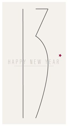 Happy new year 2013 ! http://www.christinechatelet.tumblr.com