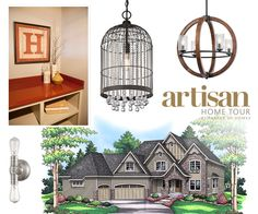 Artisan Home #5 by Hanson Builders.