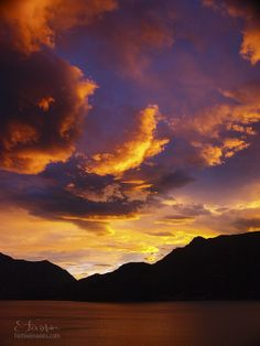 Up the top Lake Como, About Me Blog, Italy, Clouds, Sunset, Prints, Top, Outdoor, Instagram