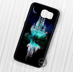 Castle in The Starry Sky Disney - Samsung Galaxy S7 S6 S5 Note 7 Cases & Covers
