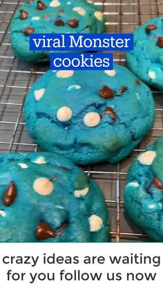 Fun Baking Recipes, Sweet Recipes, Cookie Recipes, Baking Ideas, Fun Desserts, Delicious Desserts, Dessert Recipes, Yummy Food, Cookies Et Biscuits