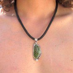Men's Necklace Turquoise Jewelry Lapiz Lazuli by LeviathanJewelry #mensnecklace #turquoisejewelry #lapizlazulipendant